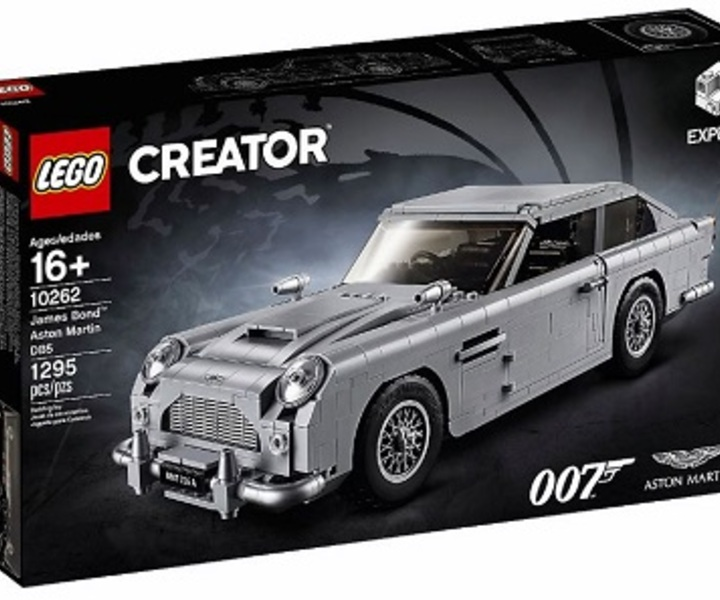LEGO® 10262 James Bond™ Aston Martin DB5