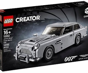 10262 James Bond™ Aston Ma