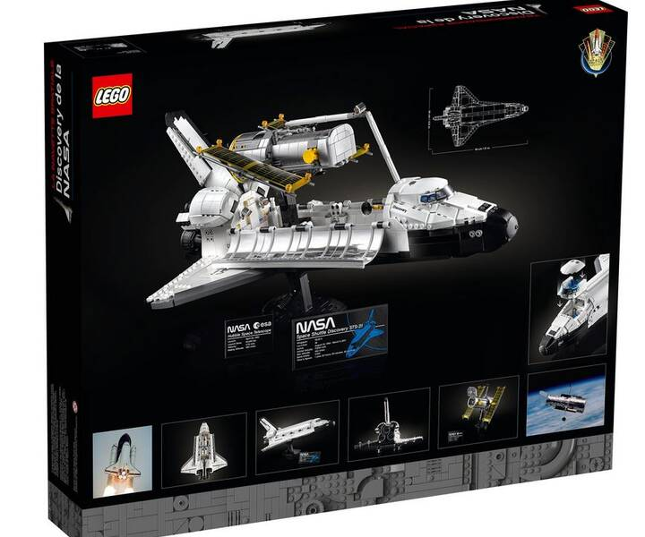 "LEGO® 10283 NASA Spaceshuttle ""Discovery"""