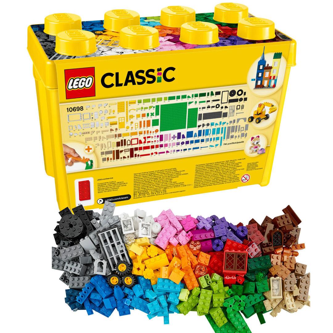 lego® 10698 grosse bausteine-box lego® classic - velis spielwaren gmbh
