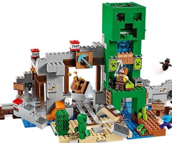 LEGO® 21155 Die Creeper™ Mine