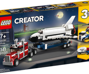 31091 Transporter Space Shuttle