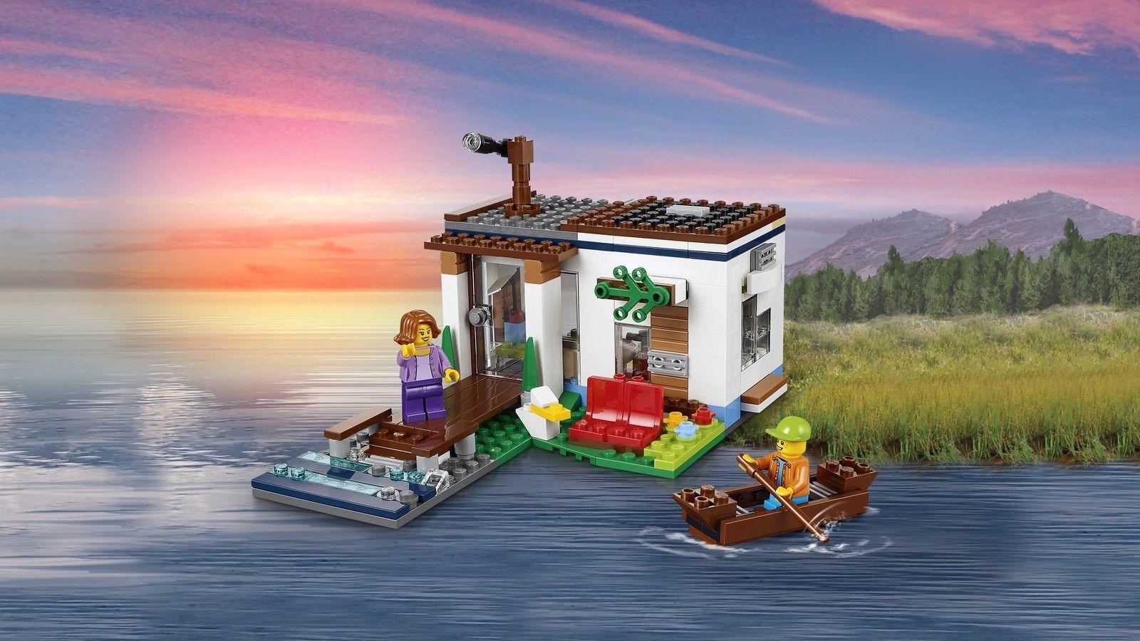 LEGO® 31068 Modernes Zuhause LEGO® Creator - VELIS Spielwaren GmbH