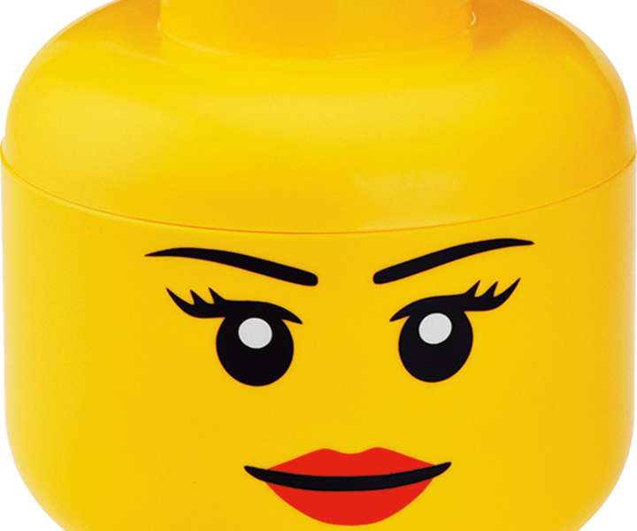 LEGO® Minifig Kopf Larger Girl