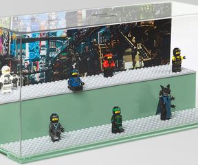Minifig Treppen-Display Ninjago
