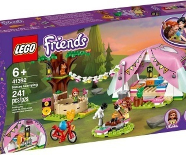LEGO® 41392 Camping in Heartlake City