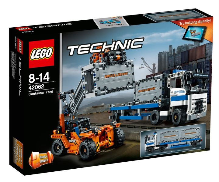 LEGO® 42062 Container-Transport