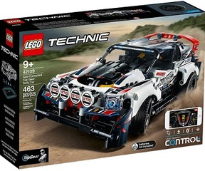 LEGO® 42109 Top-Gear Ralleyauto