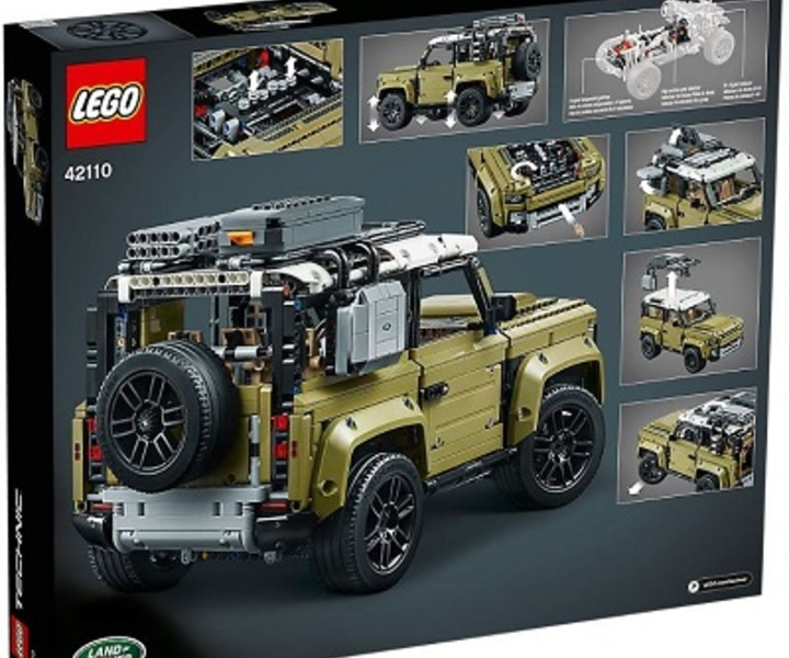 LEGO® 42110 Land Rover Defender