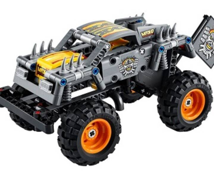 LEGO® 42119 Monster Jam® Max-D®