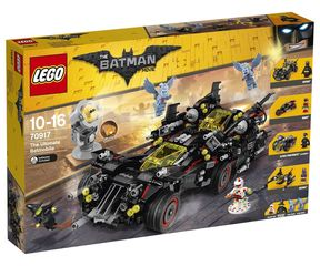 70917 ultimatives Batmobil