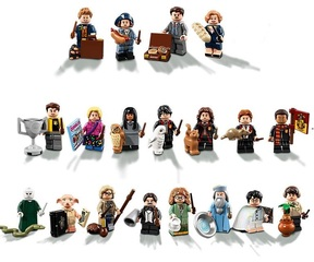 71022-21 Harry Potter Minifig