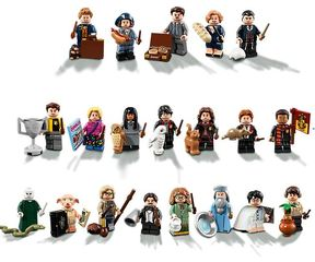 71022-22 Harry Potter Minifig