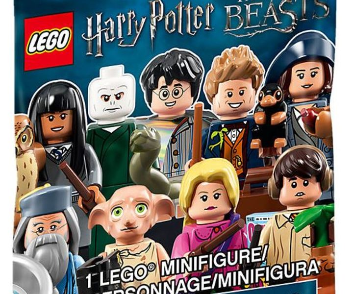 LEGO® 7102222 Harry Potter™ Sammelserie 22er Komplett-Set