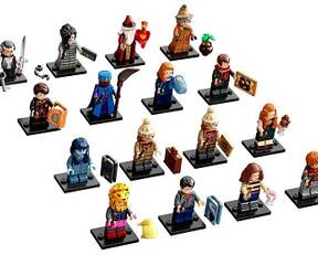 71028 Minifig. Harry Potter 2