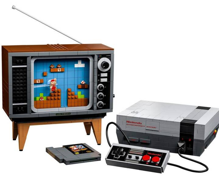 LEGO® 71374 Nintendo Entertainment System™