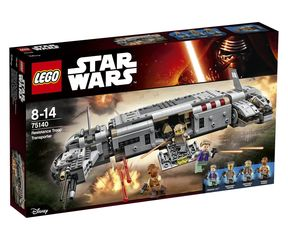 75140 Resistance Troop Transport