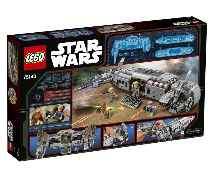 LEGO® 75140 Resistance Troop Transporter