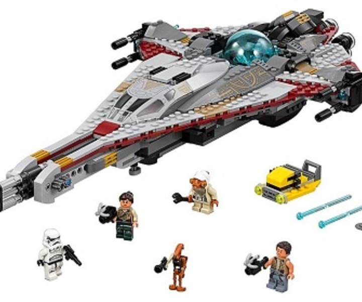 LEGO® 75186 The Arrowhead