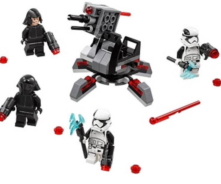 LEGO® 75197 First Order Specialists Battle Pack