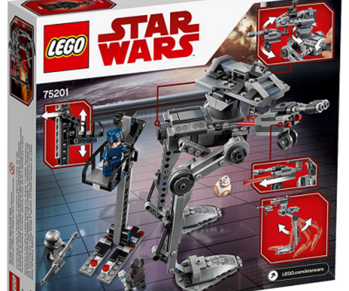LEGO® 75201 First Order AT-ST™
