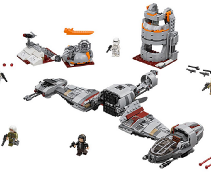 LEGO® 75202 Defense of Crait™
