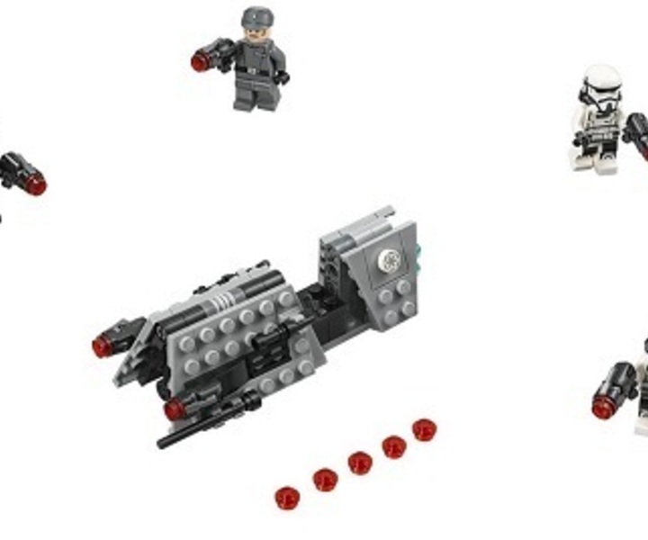LEGO® 75207 Imperial Patrol Battle Pack™