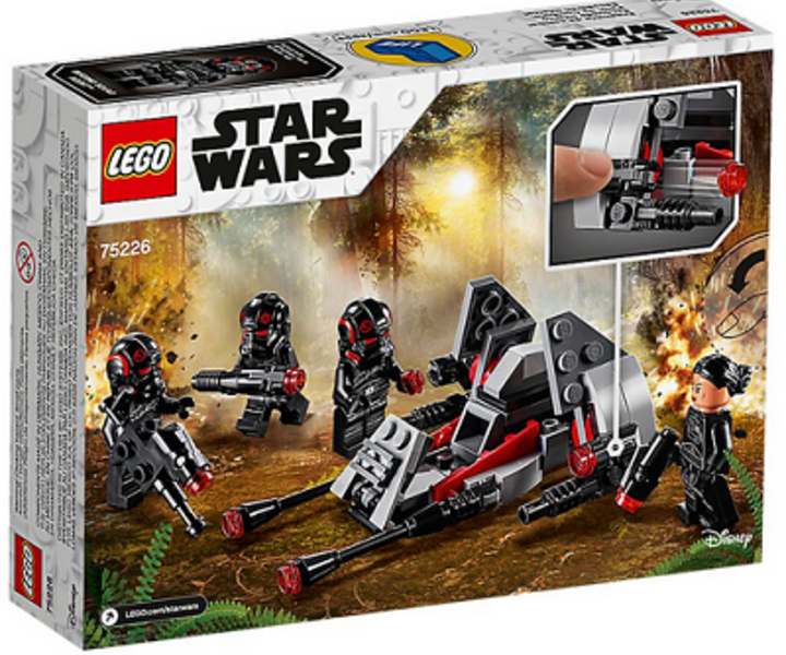 LEGO® 75226 Inferno Squad™ Battle Pack