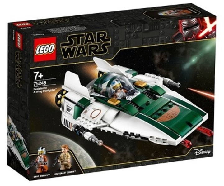 LEGO® 75248 Widerstands A-Wing Starfighter™