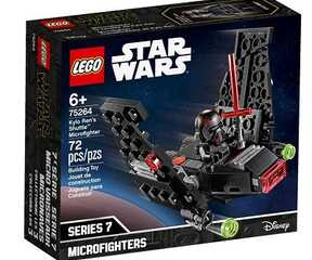 75264 Kylo Rens Shuttle™ Micro