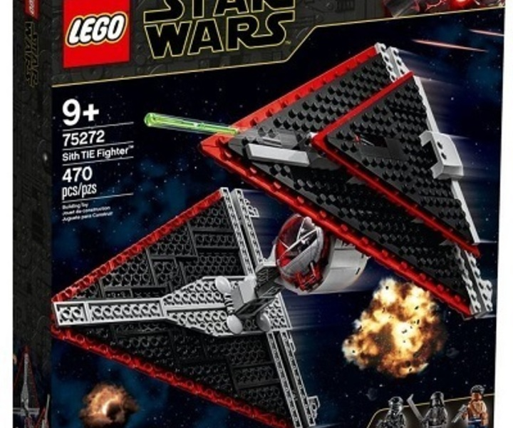 LEGO® 75272 Sith TIE Fighter™