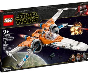 75273 Poe Damerons X-Wing