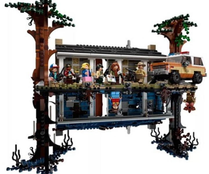 LEGO® 75810 Stranger Things