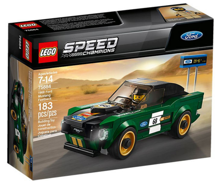 LEGO® 75884 1968 Ford Mustang Fastback