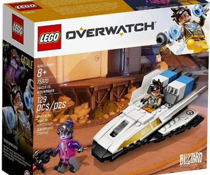 LEGO® 75970 Tracer vs. Widowmaker