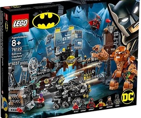 LEGO® 76122 Invasion Bathöhle