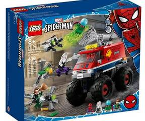 76174 Spider-Man vs. Mysterio