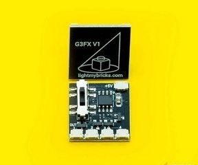 LMB 810067 Gun Effects Board