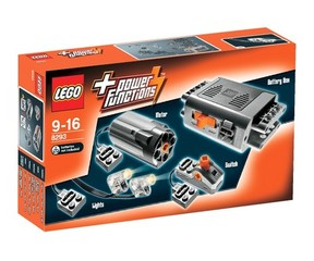 8293 Power Functions Set