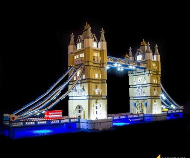LMB 910214 LED-Beleuchtungsset Tower Bridge LEGO® 10214