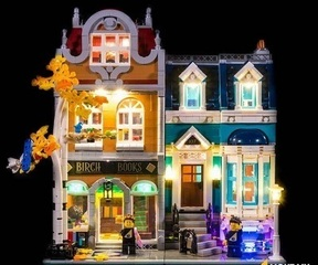 LMB 910270 LED Bookshop LEGO® 10270