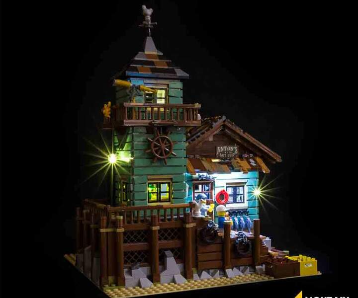 LMB 921310 LED-Beleuchtungsset Old Fishing Store