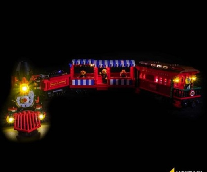 LMB 971044 LED Disney® Train Station