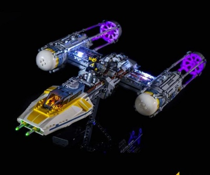 LMB 975181 LED Beleuchtung UCS Y-Wing Starfighter LEGO® 75181