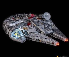LMB 975257 LED Star Wars Milleni