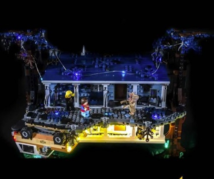 LMB 975810 LED Beleuchtungsset Stranger Things The Upside Down LEGO® 75810
